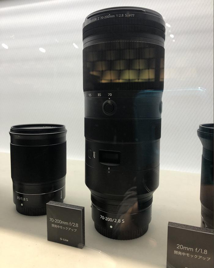 Объективы для Nikon Z