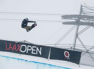 SNOWBOARD - Por segunda semana consecutiva, Queralt Castellet se sube a un podio de Copa del Mundo en halfpipe