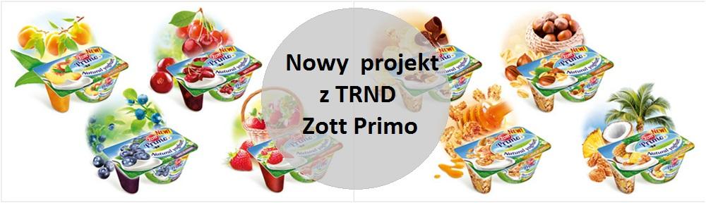 WSPANIAŁY PROJEKT TRND / ZOTT PRIMO / ZACZYNAMY