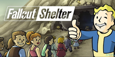 Fallout Shelter MOD (Unlimited Money) APK + OBB for Android