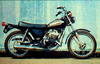 Motovi 125 - 1978. Foto: Claudio Laraneira
