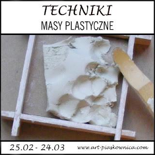 TECHNIKI-masy plastyczne