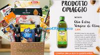 Logo Prodotto omaggio con Degustabox : Olio Extra Vergine Monini