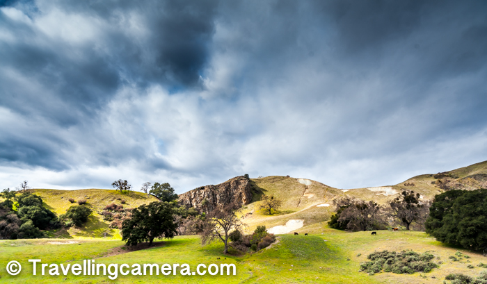 During my recent trip to San Francisco, one of my friends planned weekend hike in Sunol Regional Wilderness which is close to Fremont city of Bay area. I had not heard about Sunol hike earlier although I visited Fremont and surrounding areas many times. This time when I actually visited it, I found it a brilliant place nature lovers, hikers and people who would like to do something interesting over the weekends. This post shares more about the Sunol hiking experience, what to expect when you plan for this hike.