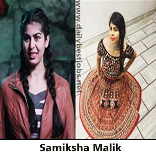 Samiksha Malik Roadies Xtreme Contestant