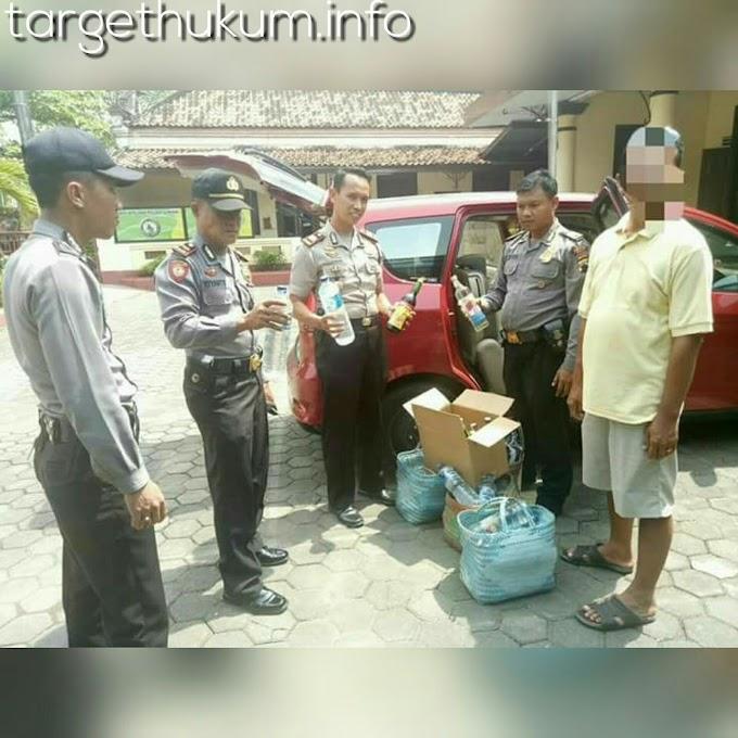 Kapolsek Juwana Pimpin Langsung Operasi Miras