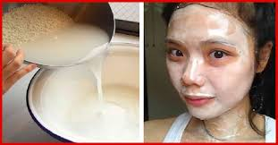 How to Wash Your Face With Fermented Rice Water 2019