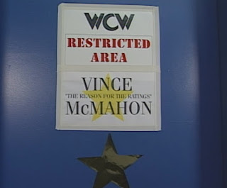 WCW Slamboree 1998 Review - Vince McMahon's WCW dressing room