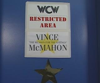 WCW Slamboree 1998 Review - Vince McMahon's WCW dressing room