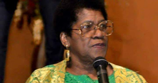 Civil Rights Icon, Mamie Zwadie King-Chalmers Involved in Auto Accident @lasuria83