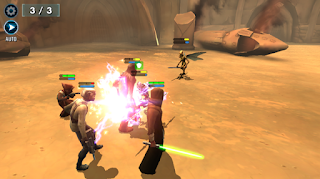 Download Game Star Wars : Galaxy of Heroes V0.8.208604 Apk Mod High Damage For Android 5