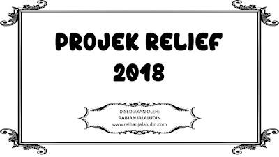 Bahan Relief 2018
