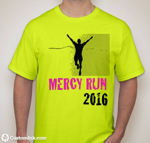 Penonton mercy run n sembilan 2016 for I run for meg shirts