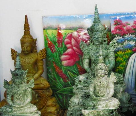 Jade Buddha Statues