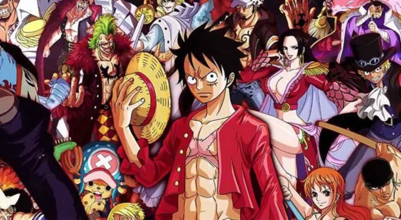 one piece anime, nostalgia 1990