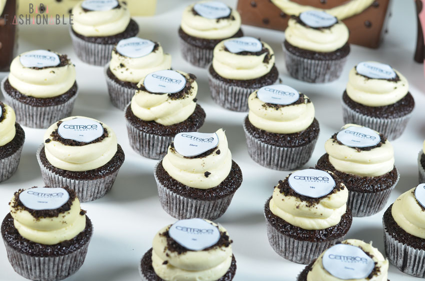 Catrice Event München SS 2016 Cupcakes