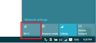 Cara Mengaktifkan Wifi di Laptop Windows 10