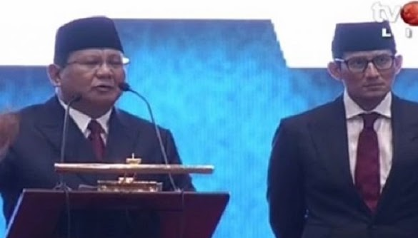 Pidato Prabowo : Kita Harus Bikin Mobil, Tapi Jangan Mobil Etok-Etok!