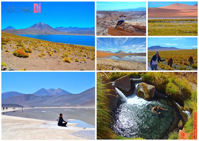 Melhores momentos - Tour no Atacama com FlaviaBia Expediciones
