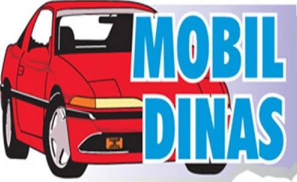 Ilustrasi kendaraan dinas.