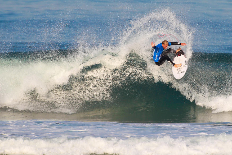 15 Tanner Gudauskas USA Allianz Billabong Pro Cascais Foto WSL Laurent Masurel