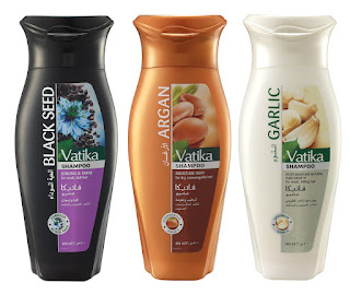 Argan_Blackseed_Garlic Shampoo Range
