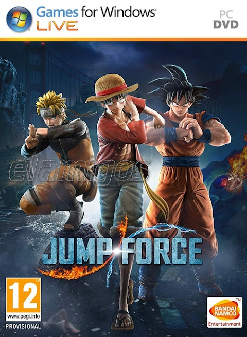 Download Jump Force Ultimate Edition (2019) for pc