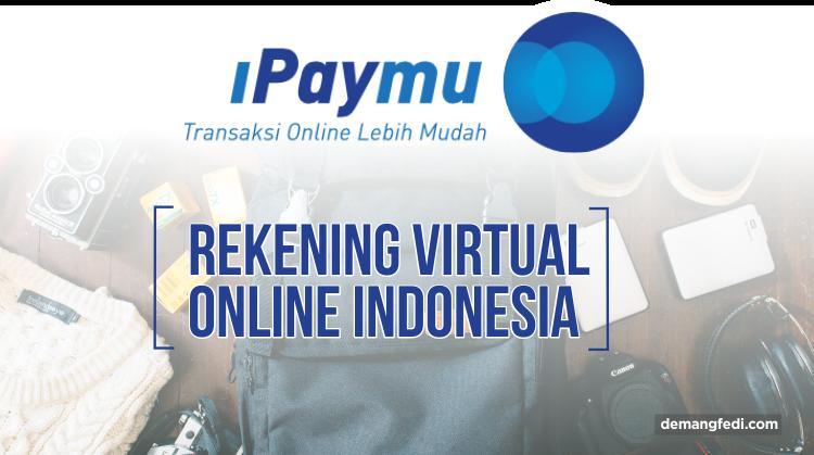 iPaymu Rekening Virtual Indonesia, Paypalnya Indonesia