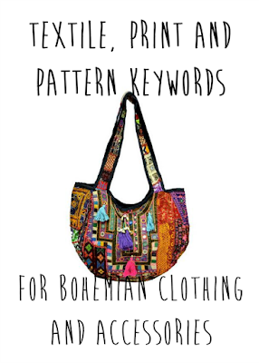 bohemian clothing and accessories