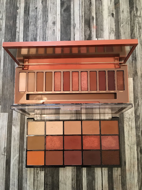 Revolution Beauty Reloaded Iconic Fever Palette (Looking for a Naked Heat Urban Decay Dupe?)