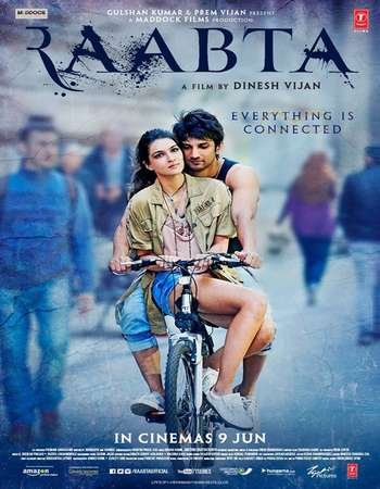 Raabta 2017 Full Hindi Movie HDRip Download