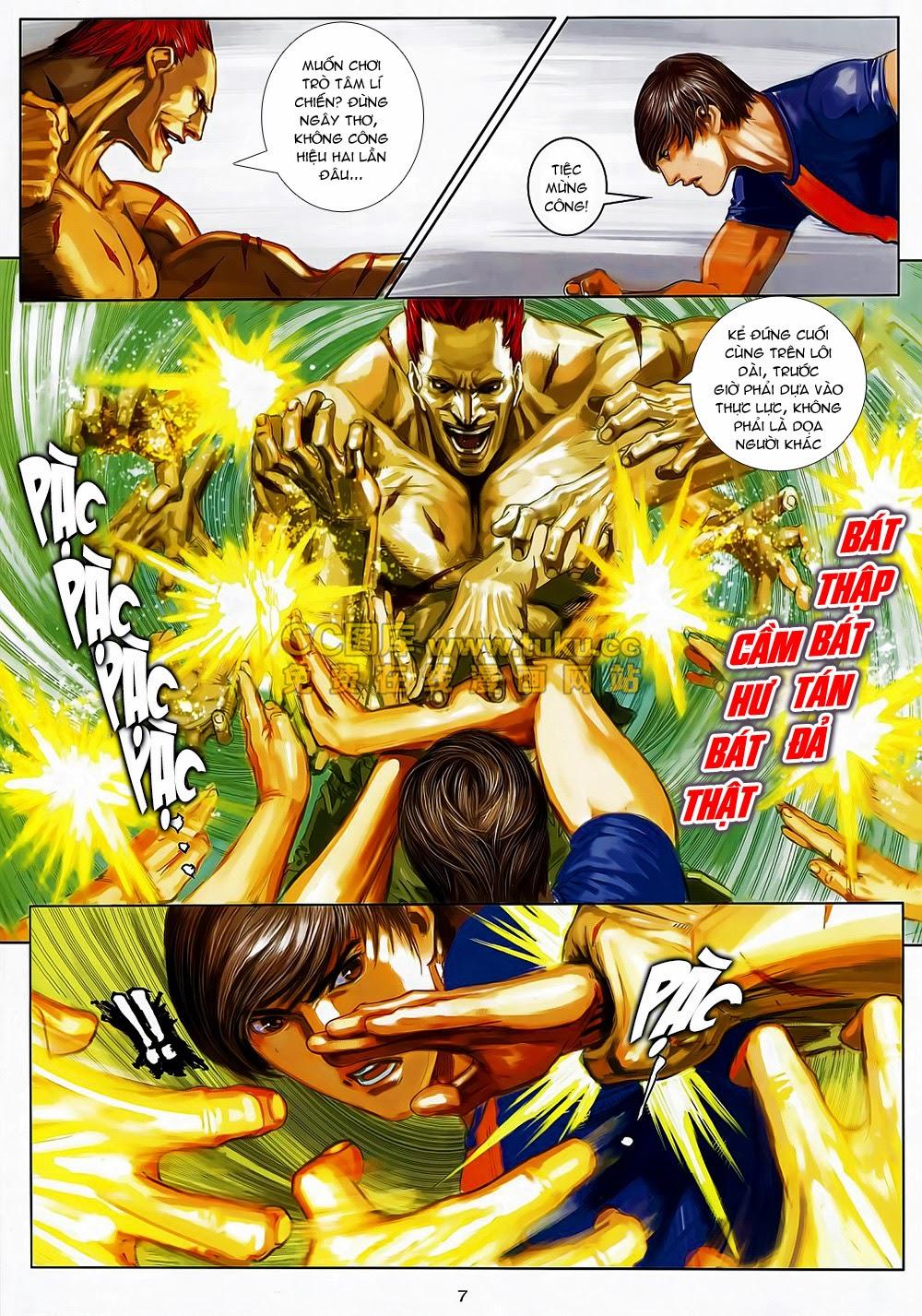 Quyền Đạo chapter 6 trang 7