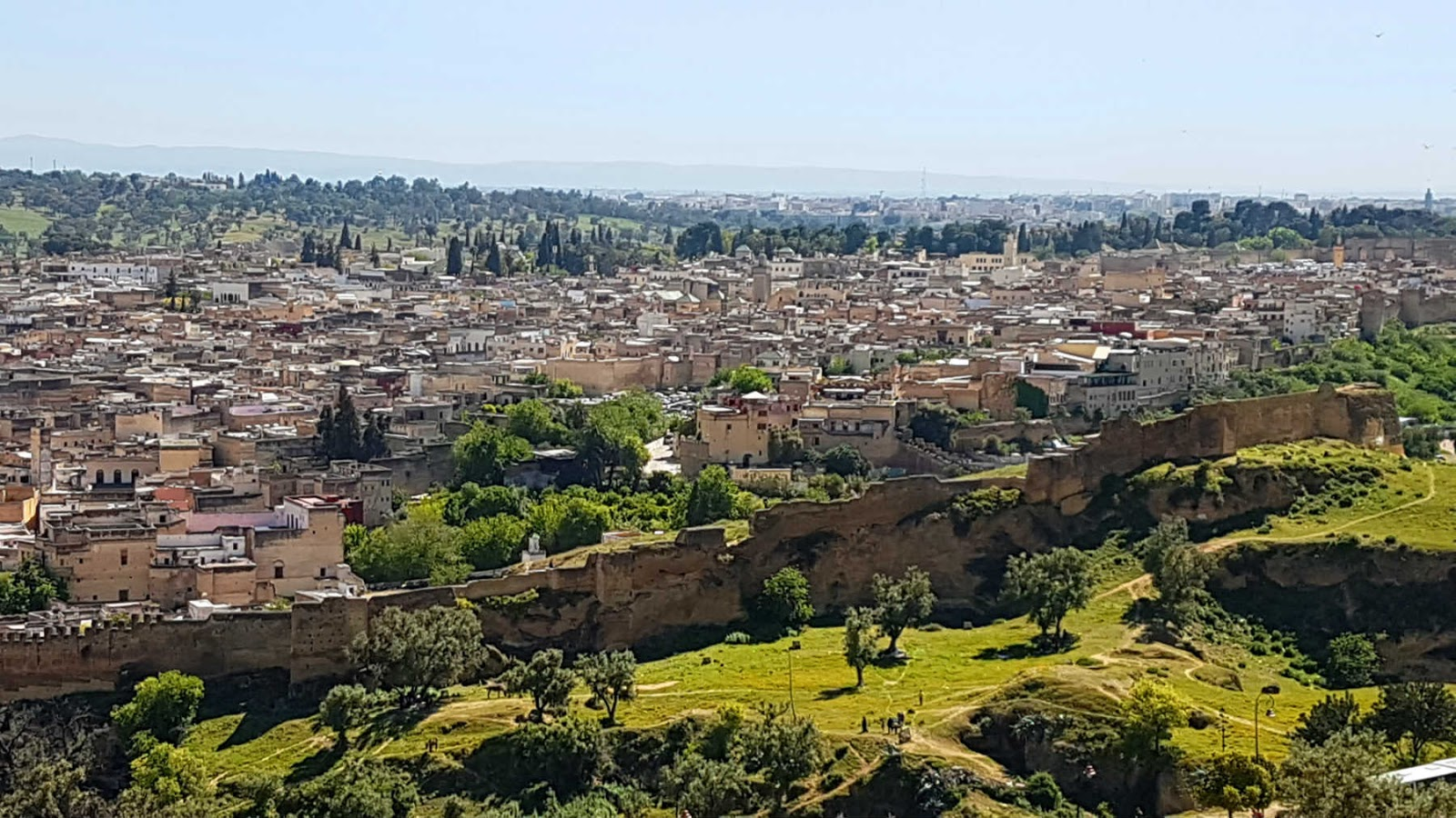 Medina de Fes,Marrocos