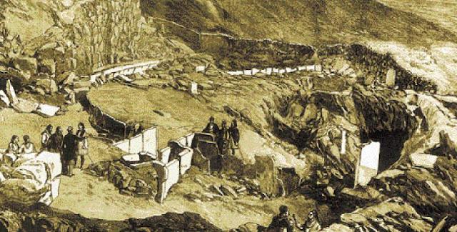 Ερρίκος Σλήμαν: Τροία και Μυκήνες -  Όταν ο μύθος έγινε ιστορία