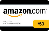 Win a $50 Amazon Gift Card