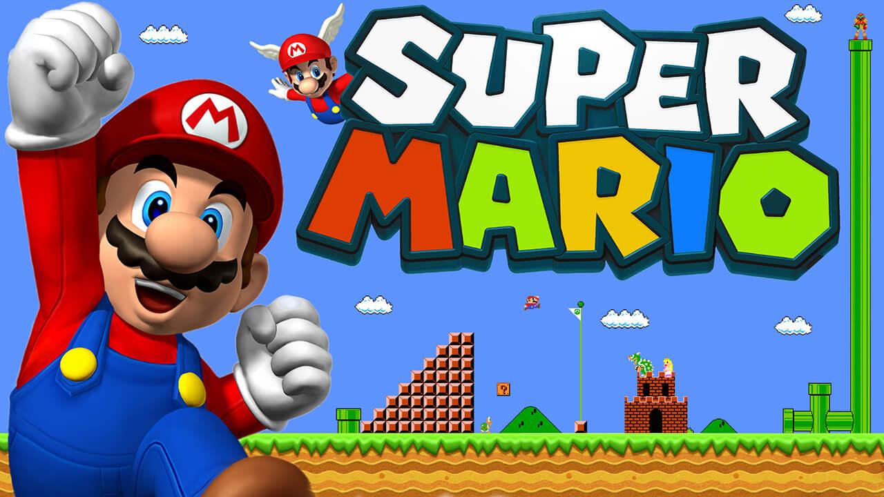 تحميل لعبة سوبر ماريو القديمة super mario xp الخاصة بالكمبيوتر