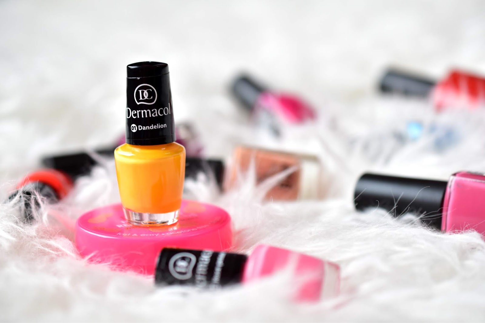 dermacol mini summer collection dandelion
