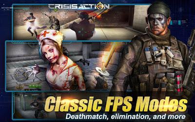 Game FPS Android Terbaik Terbaru Terpopuler - Crisis Action