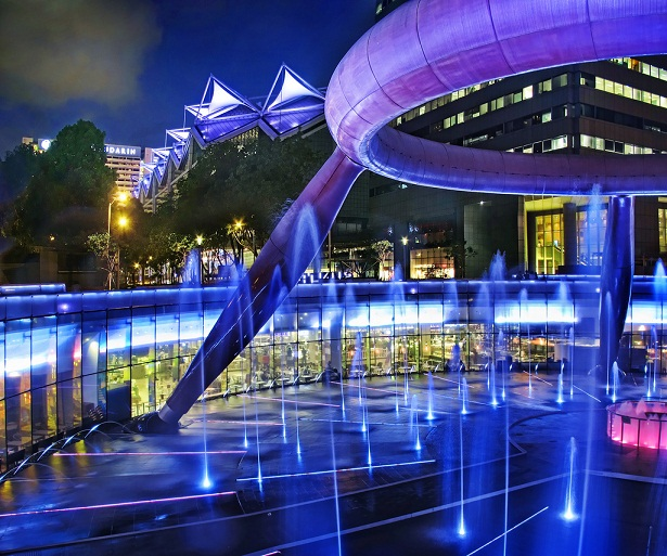 Fountain of Wealth, Air Mancur Terindah di Singapura