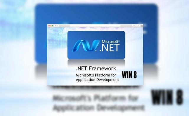 Microsoft .NET Framework Version 3.5 Untuk Windows 8