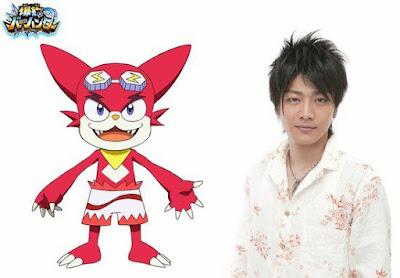 """Revelados nuevos diseños para el anime """"Bakutsuri Bar Hunter"""""""