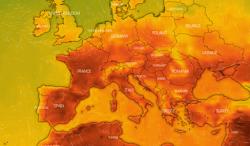 Πρωτοφανές σε διάρκεια και ένταση, κύμα ζέστης σαρώνει την Ευρώπη – «Σπάνε τα θερμόμετρα» Στη Γαλλία, ο υδράργυρος ανέβηκε έως τους 31,3 βαθ...