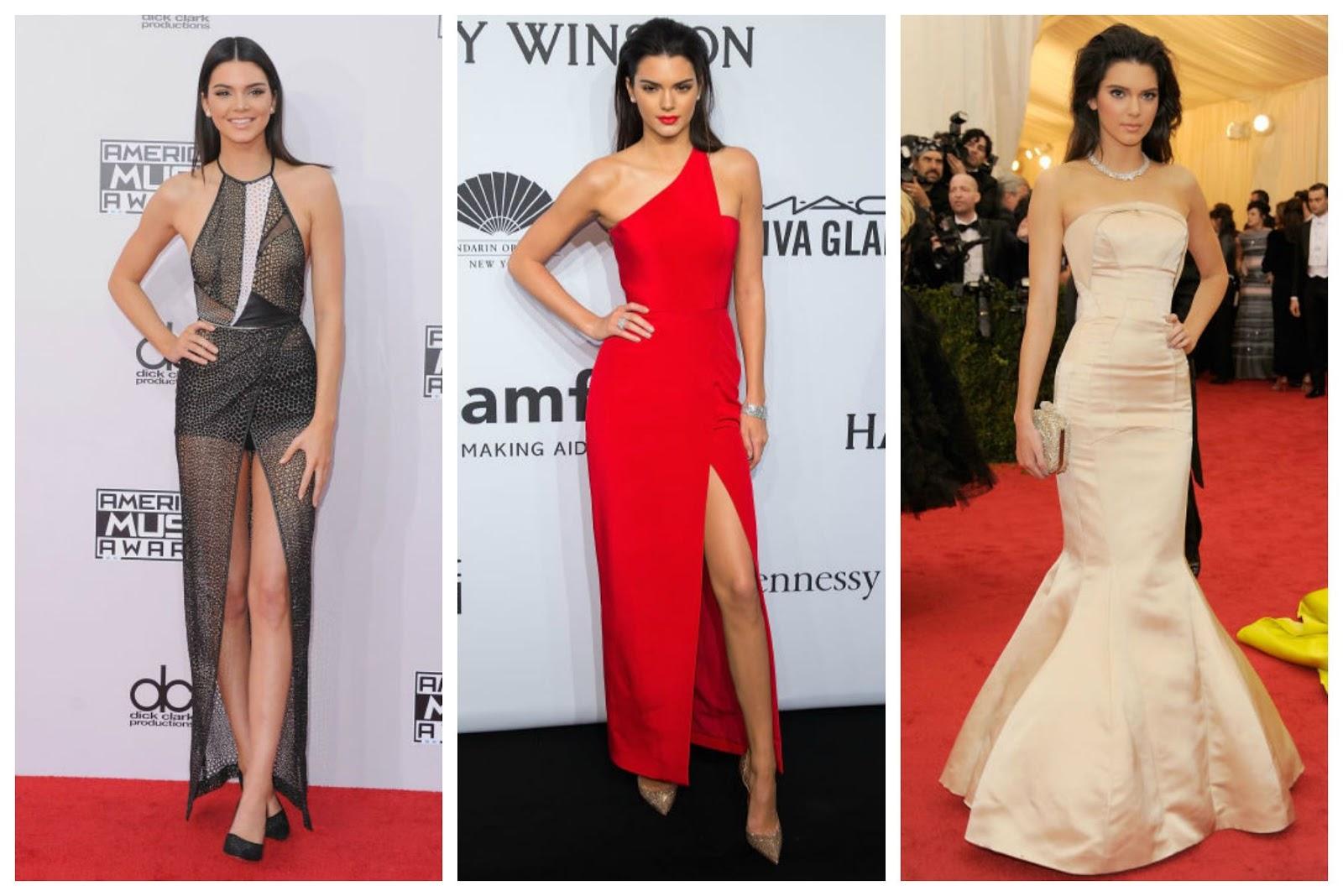 Estilo das Famosas - Kendall Jenner   Beleza em Cachos c8d4fa589b