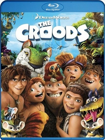 The Croods 2013 Dual Audio Hindi Bluray Movie Download
