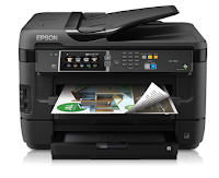 Epson WorkForce WF-7620 Driver Download | ALL IN ONE free