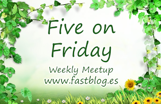 Five on Friday - Natural Beauty