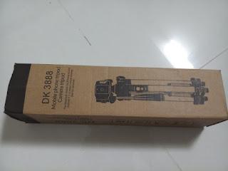 DK 3888 tripod cover box