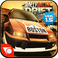 You volition fill upward the roads alongside dust cheers to especially developed auto physics together with effective  Rally Racer Drift v1.56
