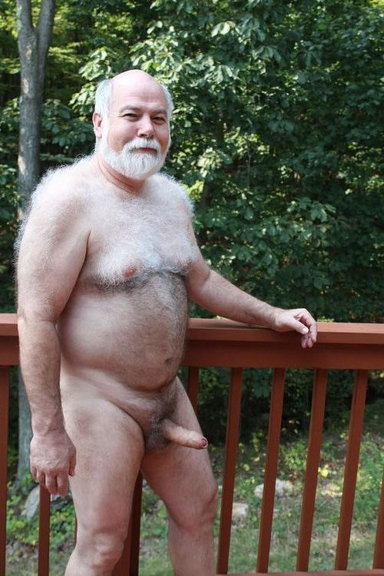 naked mature men