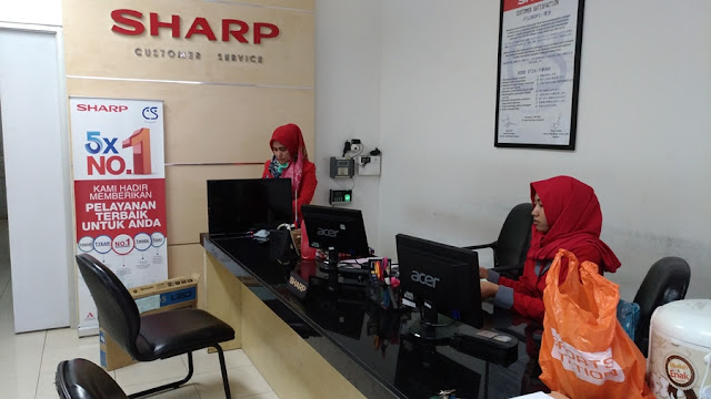 Sharp Service Center Malang
